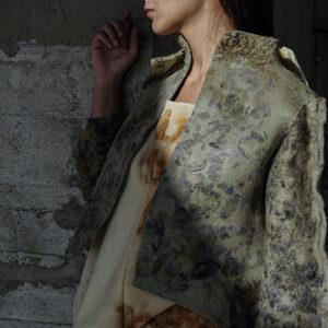 Handfelted garments